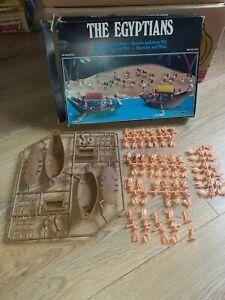 ATLANTIC THE EGYPTIANS BOATS ON THE NILE BOX SET