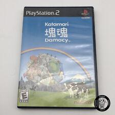 Katamari Damacy Playstation 2 PS2 Black Label Complete CIB Tested Fast Shipping