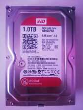 HARD DISK 3,5 WESTERN DIGITAL RED 1TB SATA3 5400rpm 64MB WD10EFRX PER NAS