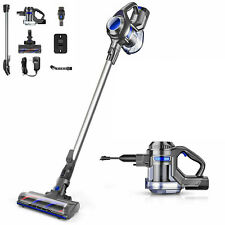 MOOSOO Cordless Vacuum 10Kpa Powerful Suction 4 in 1 Stick Vacuum Cleaner Animal