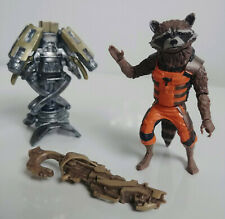 Hasbro Marvel Legends Rocket Raccoon 2014 Groot BAF wave Guardians loose figure