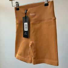 New Bo Tee Cycling Shorts XS Caramel