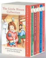 Little House Collection by Laura Ingalls Wilder (Paperback) (ID:826)
