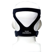 Respironics Comfort Gel Full Mask Headgear Replacement Piece Head Band Blue CPAP