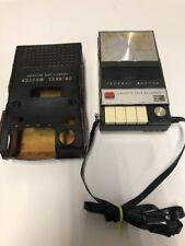 Channel Master Cassette Tape Recorder