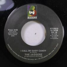 Rock Nm! 45 The Jaggerz - I Call My Baby Candy / The Rapper On Buddah