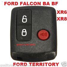 Ford BA BF Falcon Territory SX SY Ute/Wagon 2002-2011 Car Remote 3 Button