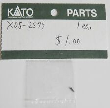 Kato N-Scale FEF SPARE PARTS;  WATER TENDER VENTILATION PIPE