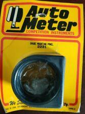 Auto Meter 2231 Single 2 Gauge Mounting Bracket Black