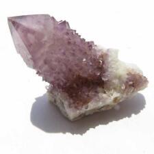SPIRIT QUARTZ Cactus Crystal Point Cluster     cc1506
