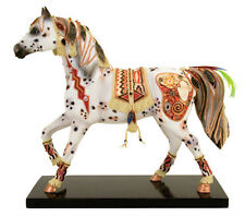 Trail of Painted Ponies COPPER ENCHANTMENT FIGURINE LOW 1st Edition #1E/0380