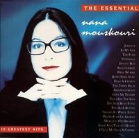 NANA MOUSKOURI The Essential CD NEW 20 Greatest Hits Best Of