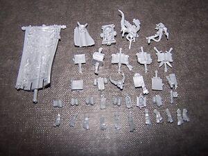 Space Marine Grey Knight Terminator Accessories bits, 40K Games Workshop