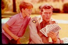 ANDY GRIFFITH SHOW RON HOWARD ORIGINAL TV TRANSPARENCY