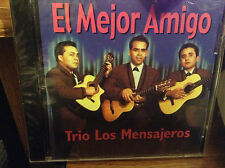 El mejor Amigo - Trio Los Mensajeros - CD
