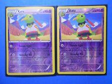 3x Xatu 29/108 (2 reverse holo) Pokemon TCG card XY Roaring Skies rare NM