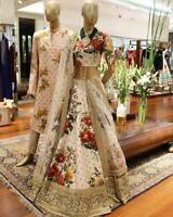 Indian Pakistani wedding Bollywood lehenga designer Bridal FANCY lengha choli MA