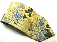 "MICKEY MOUSE ABSTRACT Disney Men's Tie Multi 100% Silk 3.75"" Width 60"" Length"