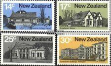 Neuseeland 796-799 (kompl.Ausg.) postfrisch 1980 Architektur