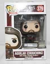 Assassin's Creed ~ Aguilar (Crouching) Vinyl Figurine ~ Funko Pop