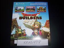 Dragon Quest Builders Building Materials Code DLC Download PS4 Playstation 4