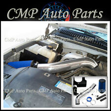 BLUE 2001-2004 CHEVY SILVERADO 2500HD 3500 6.6 6.6L V8 COLD AIR INTAKE KIT