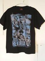 Jimmy Hendrix Zion Rootswear Black Short Sleeve Graphic T-Shirt Men Size Large