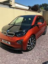 BMW I3 WITH RANGE EXTENDER 2015 64 plate HIGH SPEC, MET PAINT, HIGH DC CHARGE.