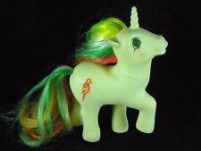 Vintage 1987 G1 My Little Pony Rare Twinkle Eye Unicorn Mimic Parrot