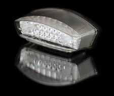LED Rücklicht klar chrom Ducati Monster 600 620 695 750 900 clear tail light