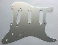 Stratocaster Brushed Aluminium Pickguard for US SSS Strat