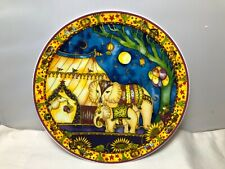 Royal Doulton Circus of The Moon Plate