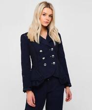 Altro cappotti da donna blu taglia 46