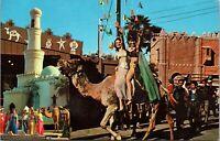 Two Postcards National Date Festival Coachella Valley, Indio, California~132681