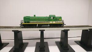 AHM HO Train Southern Railway Alco RS2 Dummy Diesel Locomotive