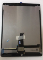 "OEM For iPad Pro 12.9"" Replacement LCD Screen Digitizer Soldered Parts Black"