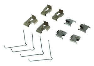 Disc Brake Hardware Kit Rear Centric 117.45018