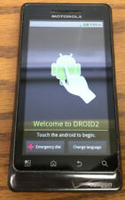 Motorola A955 Droid 2 Slider Phone With Full Keyboared Verizon Good Condition