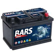 BARS 12V 74 Ah 640A EN AUTOBATTERIE STARTERBATTERIE CALCIUM Technologie NEU