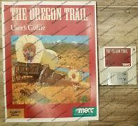 The Oregon Trail Apple II II+ IIE IIC IIGS on New 3.5 Double Density Disk
