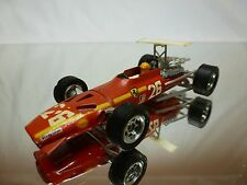 DINKY TOYS 1422 FERRARI V12 F1 - SHELL No 26 - RED 1:43? - GOOD CONDITION