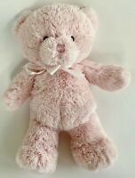 Baby Gund My First 1st Teddy Bear Pink Plush Toy Lovey Stuffed Animal 10""