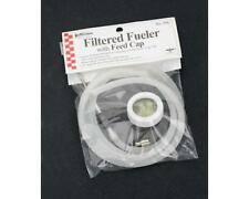 Sullivan Products Filtered Fueler with Feed Cap for Nitro Fuel : RC Airplane