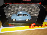 Brumm 1/43 Scale Metal Model - R247 FIAT 6001A SERIE 1955 GREY New and Boxed