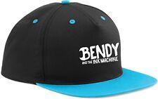 Bendy And The Ink Machine Cap Snapback Baseball Cap Youtuber Youtube