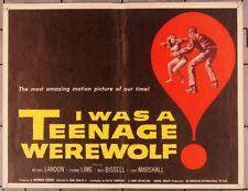 I WAS A TEENAGE WEREWOLF (1957) 27555