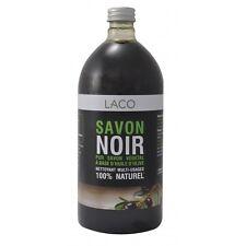 Savon Noir liquide 1L