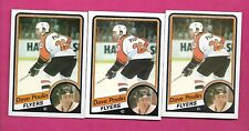3 X 1984-85 OPC # 165 FLYERS DAVE POULIN CARD (INV# C4527)