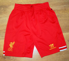Warrior Liverpool 2013/2014 home shorts (For Height 134 cm)