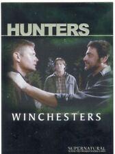 Supernatural Season 2 Chase Card Hunters H-6 Winchesters